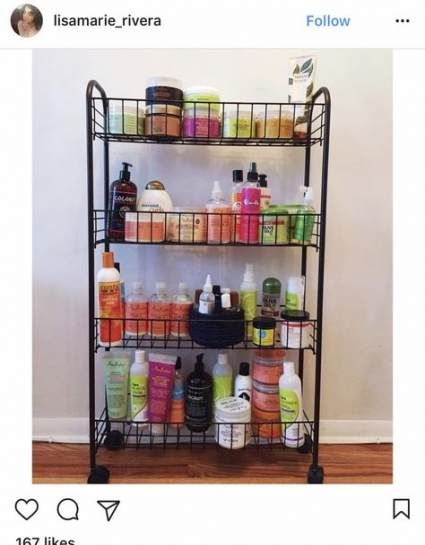 32 Ideas hair products organization faces images