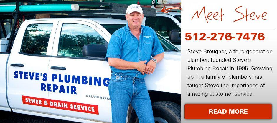 Steve's Plumbing Repair