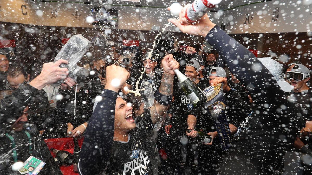 Mlb Playoffs For The Yankees The Astros And Rays Playing An Alds Game 5 Is The Best Case Scenario Yankees Astros Playoffs