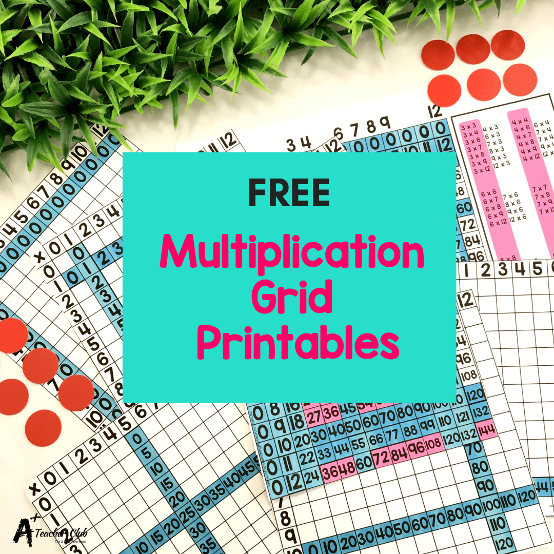 Printable Multiplication Tables Essential Tips Amp Tricks