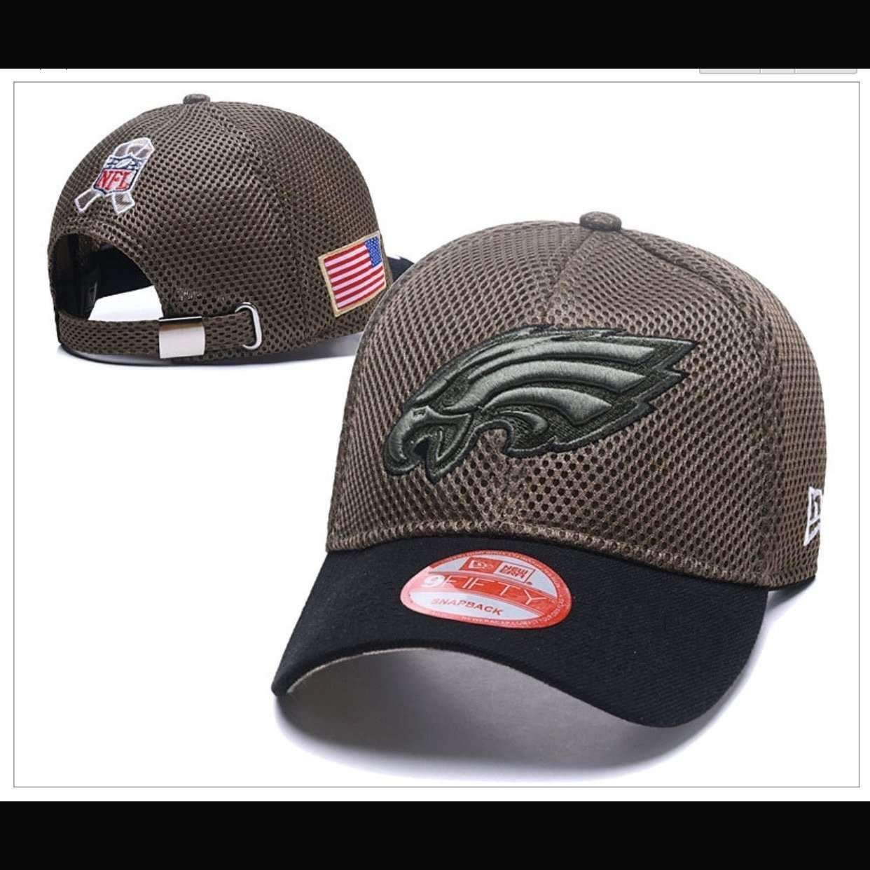 060f182e13cfb1 New High Quality Philadelphia Eagles New Era 9Fifty 9Forty Snapback & 'Dad'  Hats. Fast order processing and Free Shipping!