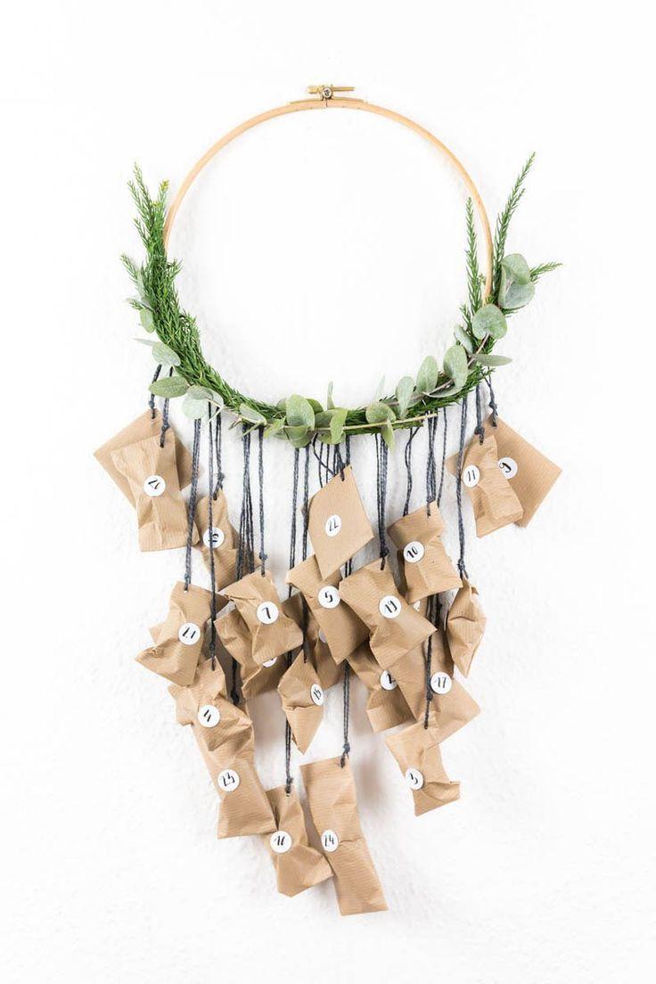 Photo of Tinker advent wreath and advent calendar | ars textura – DIY blog