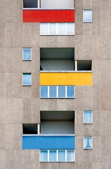 Broek Bakema, 1960, Hansaviertel, Berlin