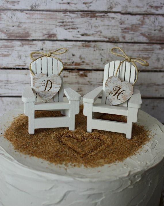 Pin By Katie Wissen On Wedding Ideas Beach Wedding Cake Toppers Beach Cake Topper Beach Wedding Cake