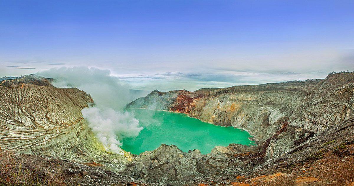2 days 1 night mount ijen crater trekking Pariwisata