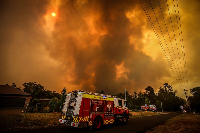 Australia's Fires Likely Emitted as Much Carbon as All