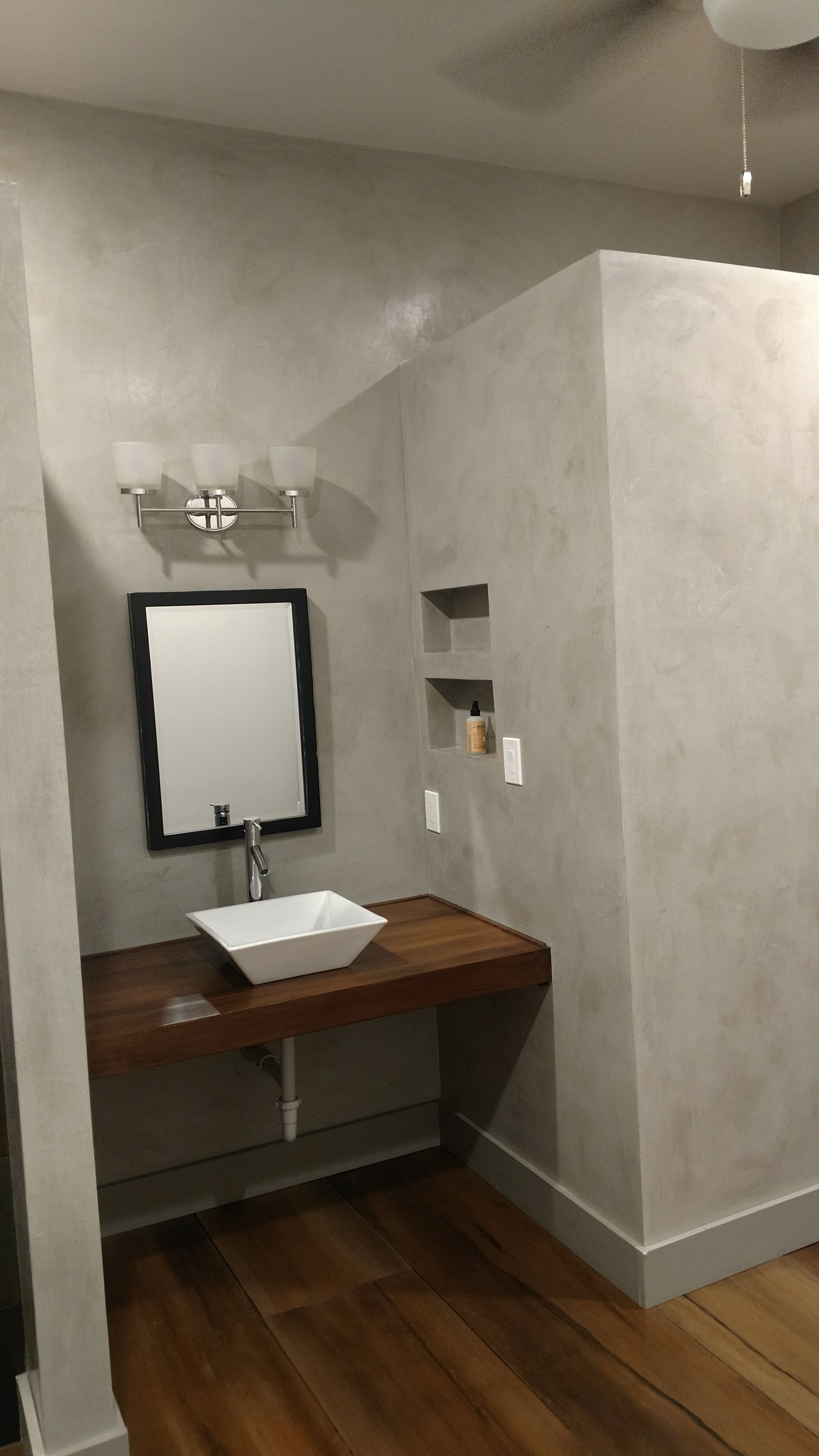 Pin by Artisan Creative Homes LLC on Baths | Lighted ...