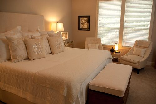 Monochromatic bedroom design pictures remodel decor and for Monochromatic bedroom designs
