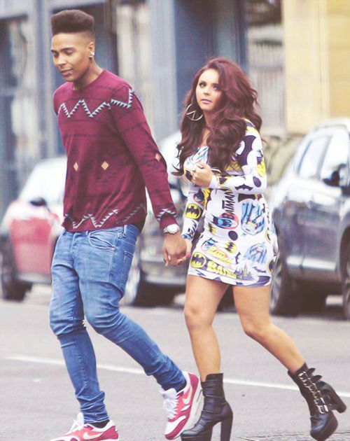 Jesy and her boyfriend Jordan, Jordesy <3