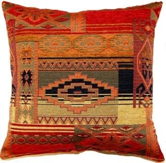 Sedona 17 X 17 Decorative Pillow In Canyon Available In