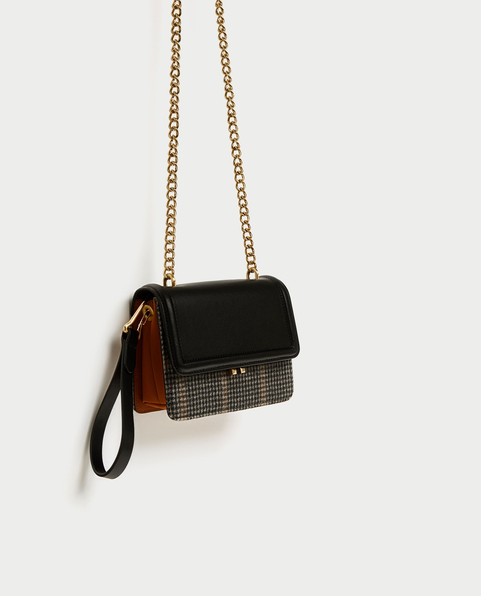 d89b7b25 Image 3 of CONTRASTING CROSSBODY BAG from Zara | Street Style/Inspo ...