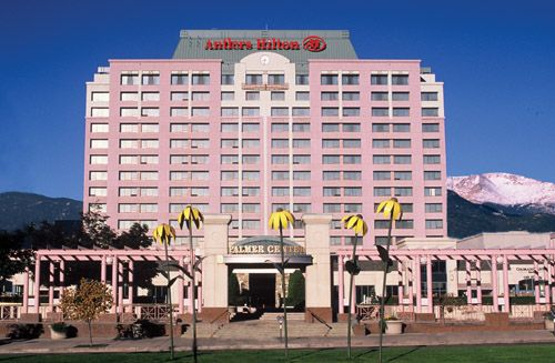 Antlers Hilton Hotel Colorado Springs Google Search