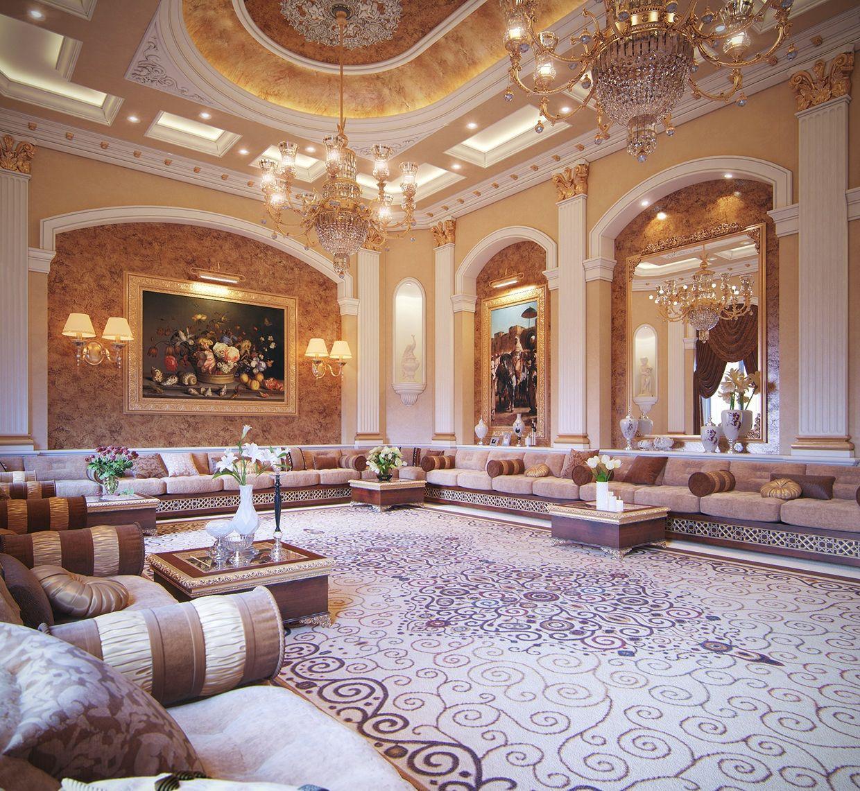 Pin By Altaf Saud On Majlis Design Mansion Interior Design Luxury Homes Mansion Interior