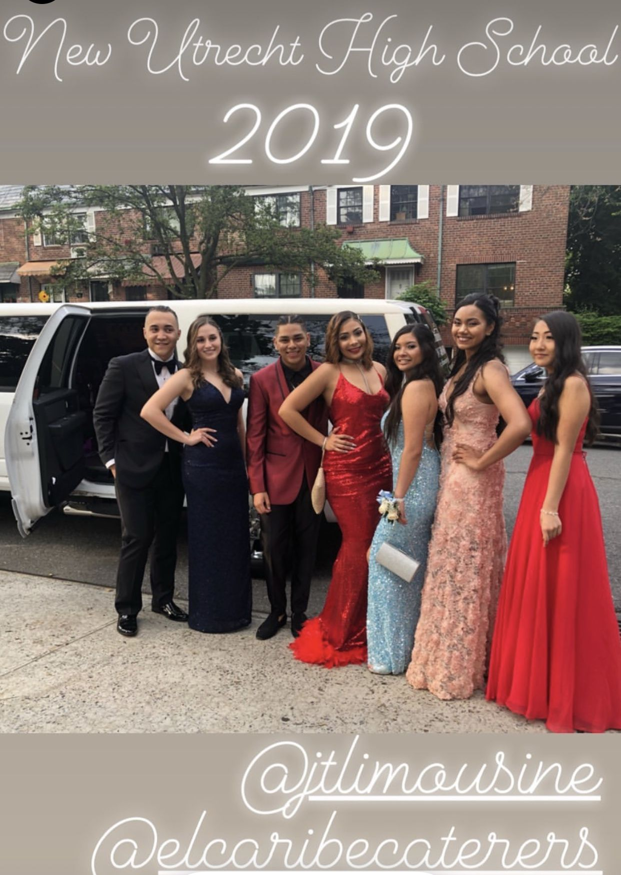 Prom limousine Prom, Bridesmaid dresses, Wedding dresses