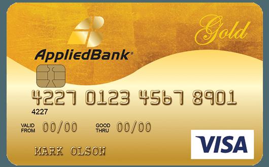 Applied Gold Preferred Credit Card Login Credit card