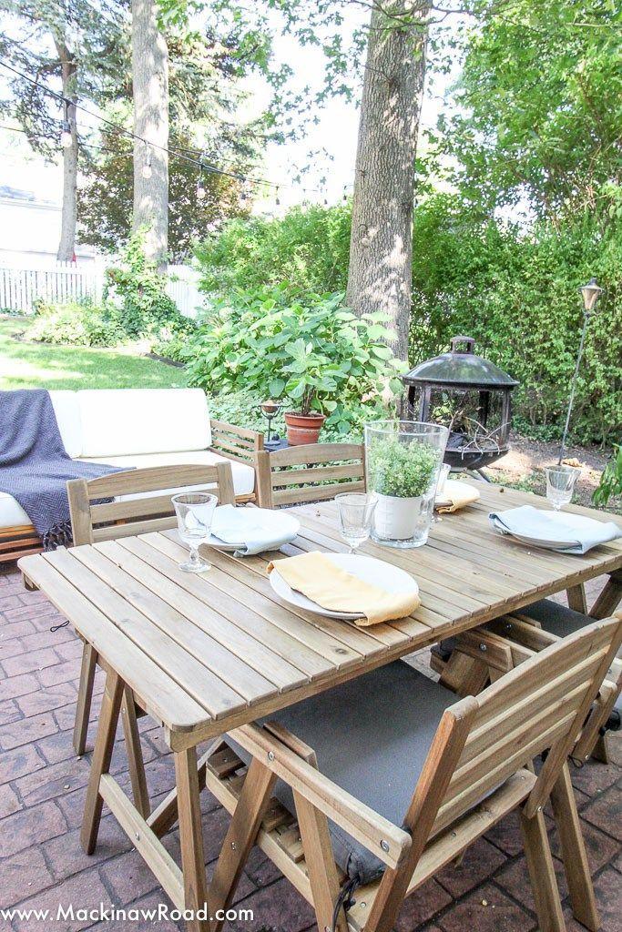 Inexpensive Backyard Patio Ideas | Inexpensive patio ... on Diy Backyard Patio Cheap  id=57144