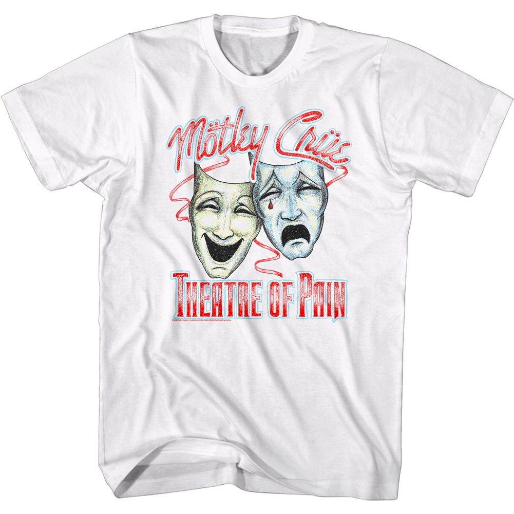 Heather Adult T-Shirt Sign Redux Motley Crue American Classics