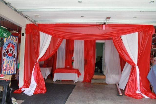 Make A Seperate Room In A Tent