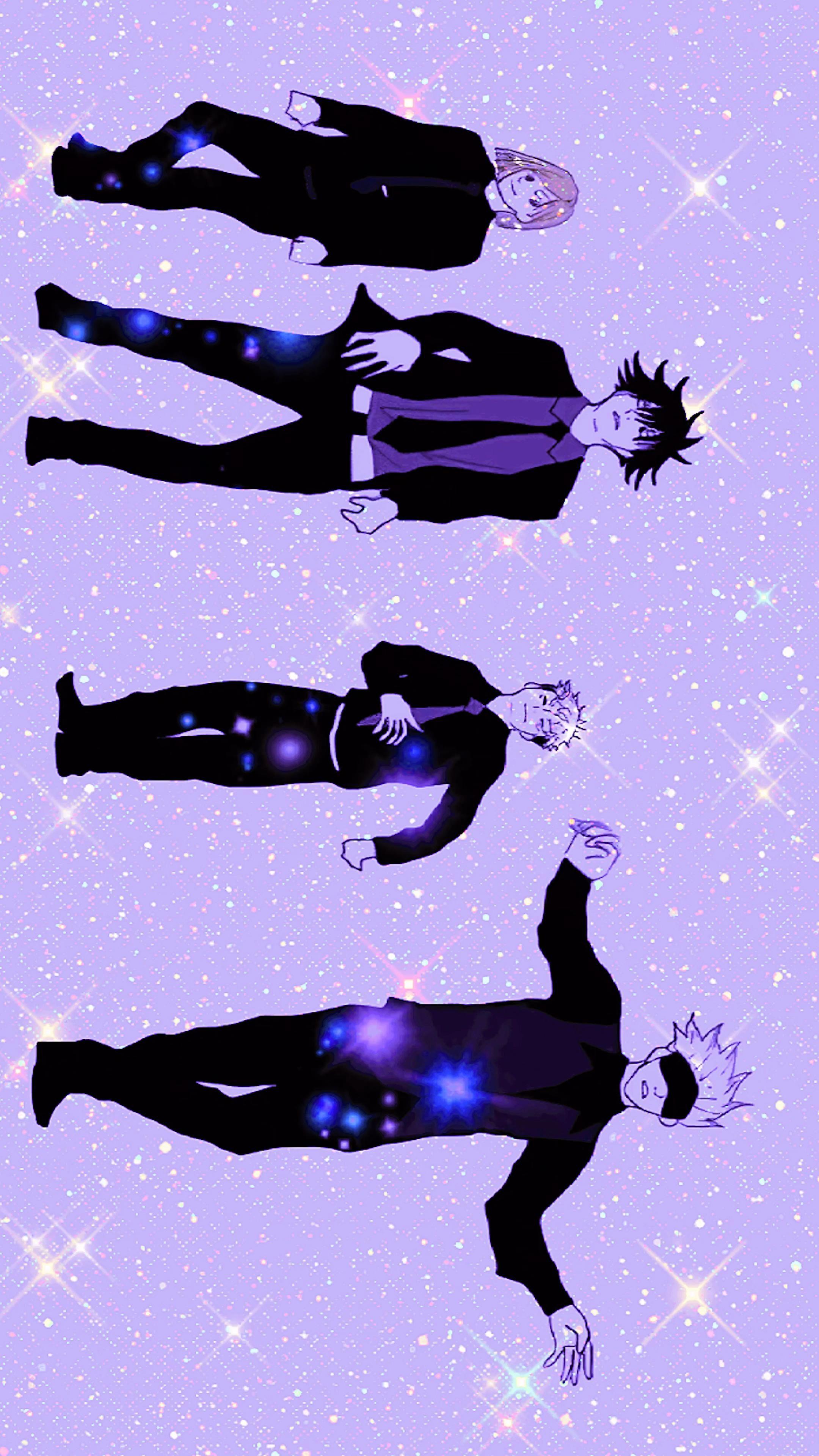 Jujutsu Kaisen Dance Animation