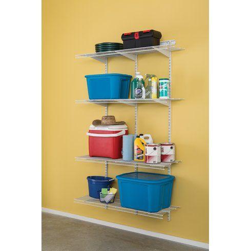 """ShelfTrack 48""""W Pantry Shelf"""