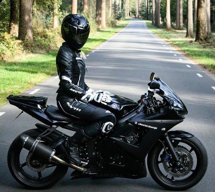#Chaquetas De #cuero De #moto (con Imágenes)