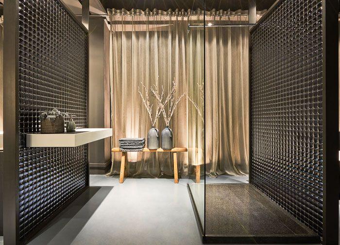 Apaiser Luxury Stone Bathware | Stone Shower Base