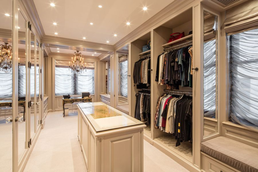 Image Result For Million Dollar Closets Townhouse Home Leather