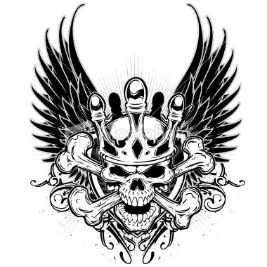 skull tattoo designs tattoos piercings pinterest tattoo designs tattoo and tatting. Black Bedroom Furniture Sets. Home Design Ideas