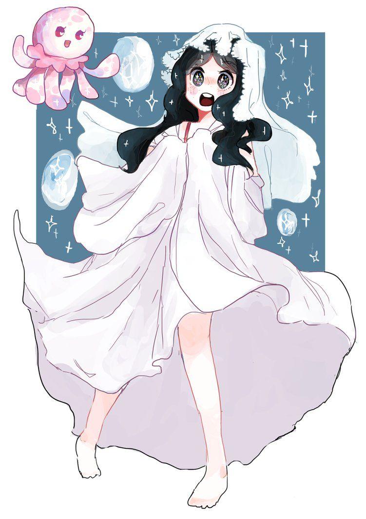 princess jellyfish anime characters