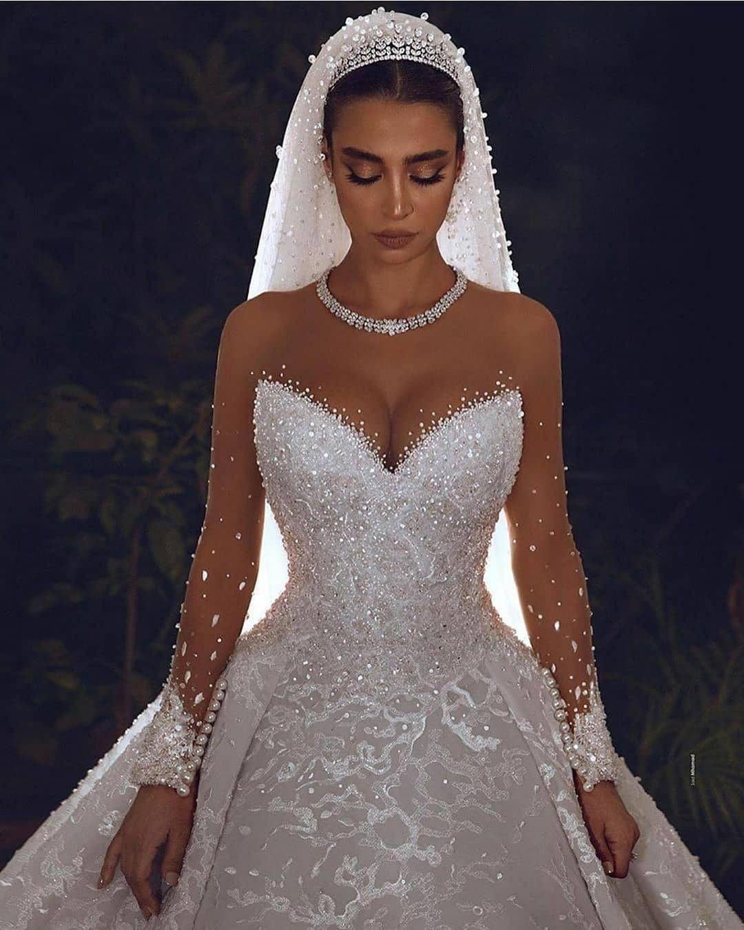 Primerblender On Instagram Which One Do You Like Love Makeup Follow Us Primerblender In 2020 Wedding Dresses Ball Gowns Wedding Ball Gown Wedding Dress