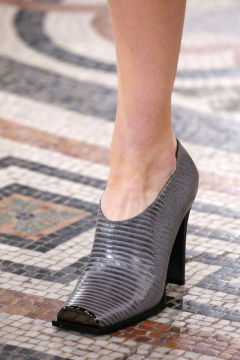 The Best Shoes From Paris Fashion Week Fall 2017