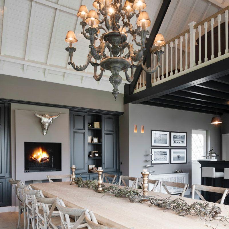 Slots Decoration Spiere Helkijn Het Beste Wat Belgie Te Bieden Heeft In Country Style Slots Decoration Amenagement Maison Deco Maison