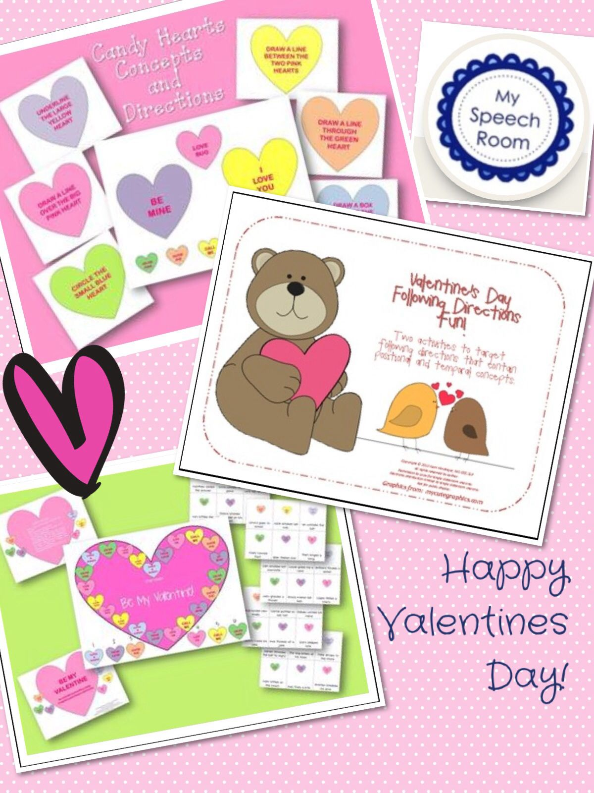 Valentine S Day Candy Hearts Concepts And Directions