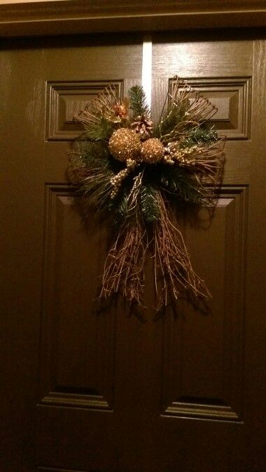 Big Lots Christmas wreath