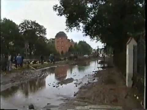 Olbernhau: The Flood 2002