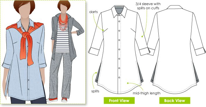Sacha Shirt Pinterest Sewing Patterns Patterns And Sewing Projects
