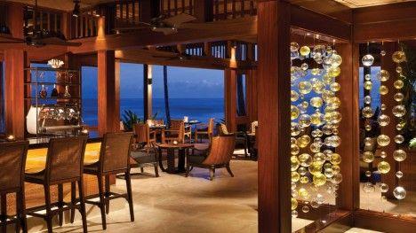 Ulu Ocean Grill Restaurant Kona Four Seasons Hualalai