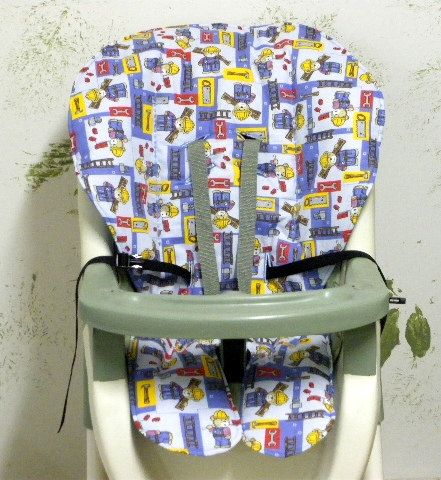 Graco High Chair Cover Replacement Pad Bear By Sewingsilly On Etsy 37 00 Highchair Cover Graco High Chair High Chair