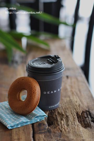 『今日はコーヒー日なのですね~』