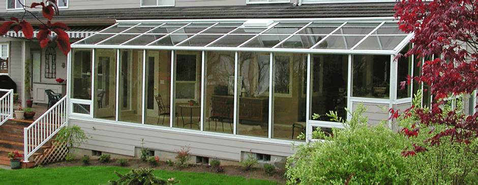 Straight Eave Glass Sunrooms | Patio Room | Affordable ... on Patio Designs For Straight Houses id=43021