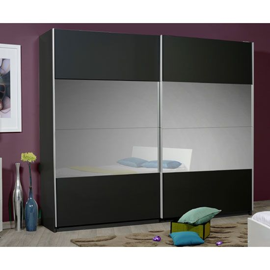 Optimise Bedroom Sloping Ceilings With Standing Wardrobes
