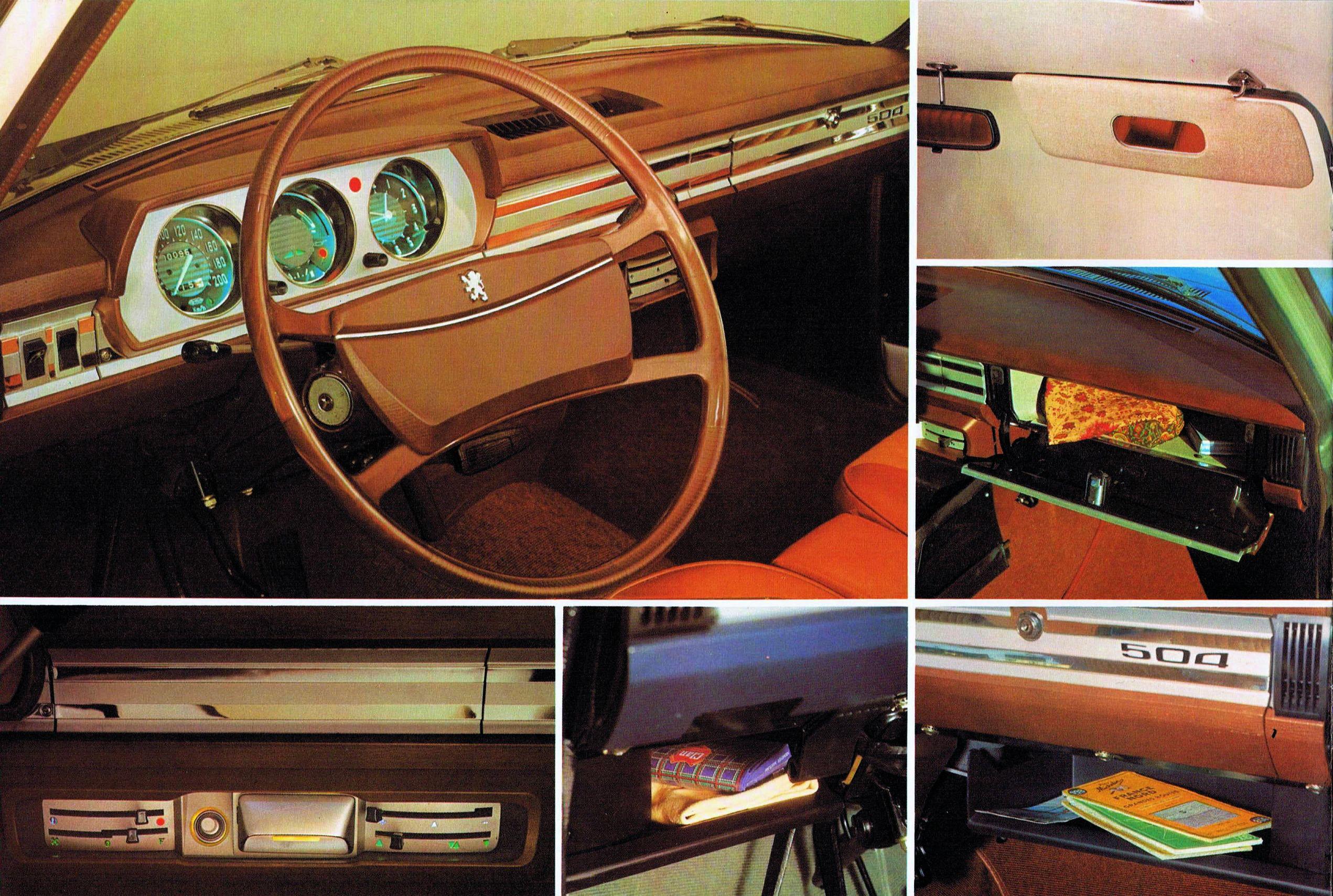 Épinglé sur Peugeot 504 Saloon