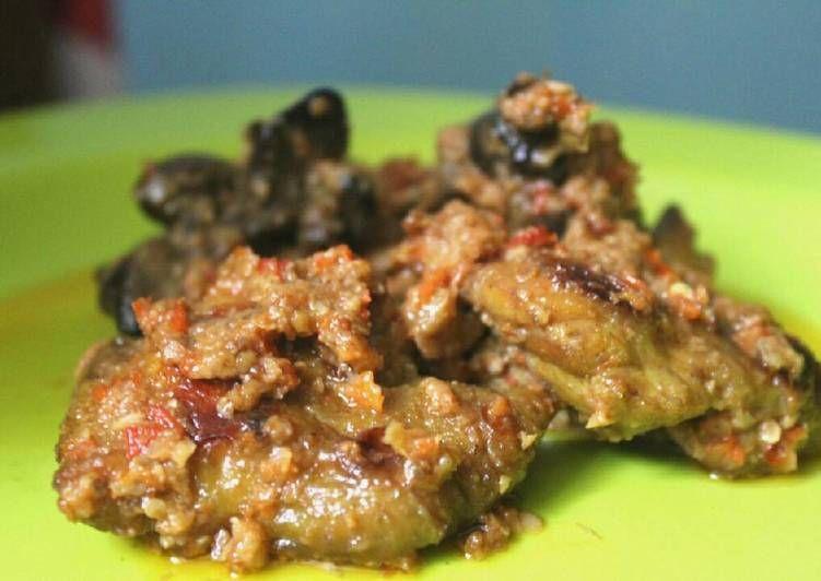 Resep Ayam Bakar Iloni Khas Gorontalo Oleh Tyamohi Resep Resep Ayam Resep Makanan Resep