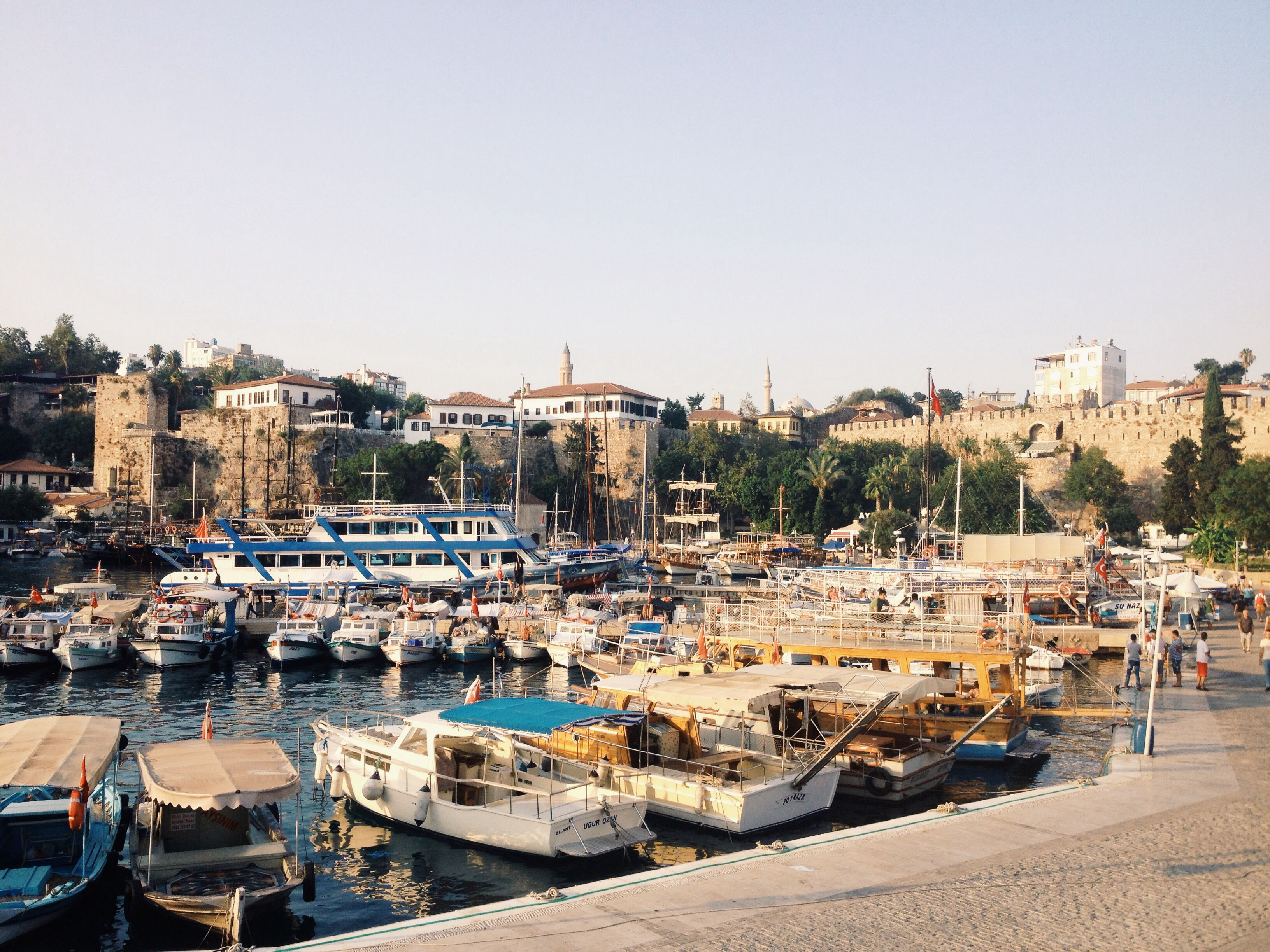 Antalya, Turkey  Photograph: Dina Basarab