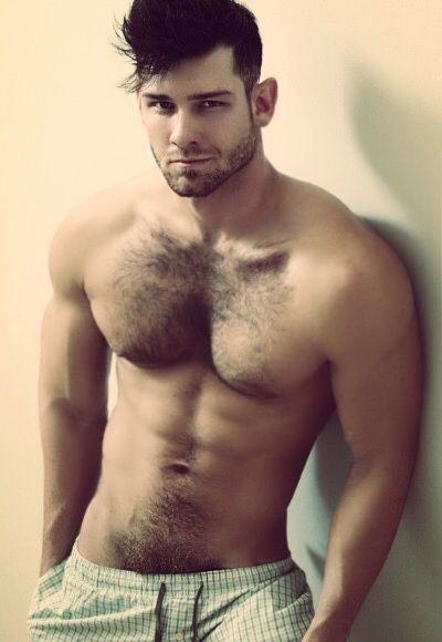 Hot men only