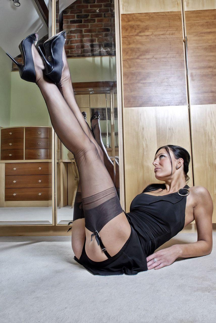 Legs milf stories