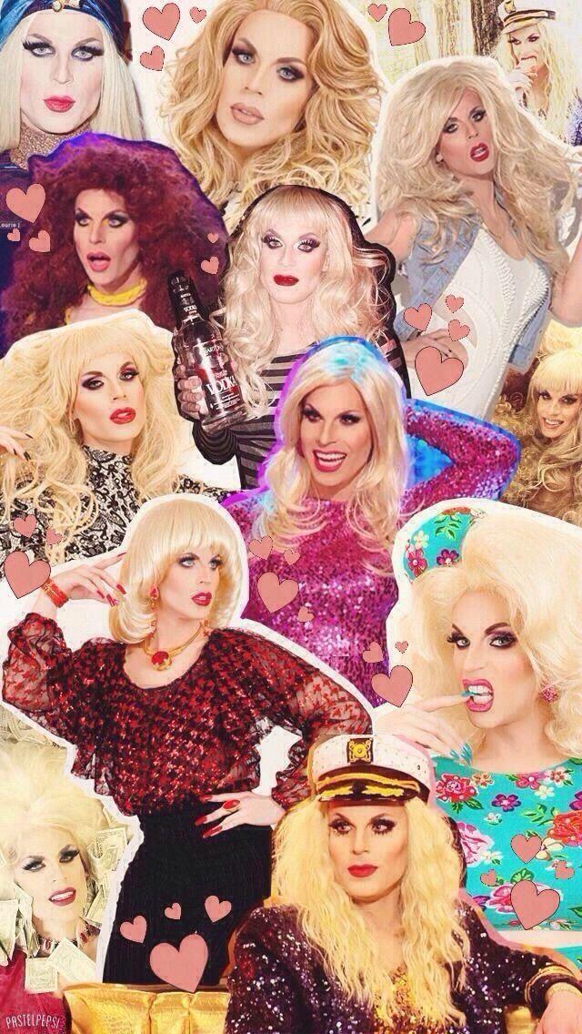 Your dad just calls her katya drag universe pinterest - Drag race wallpaper ...