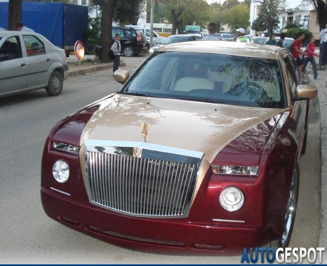 Is It A Rolls Royce Or A Chrysler With Images Chrysler Cars