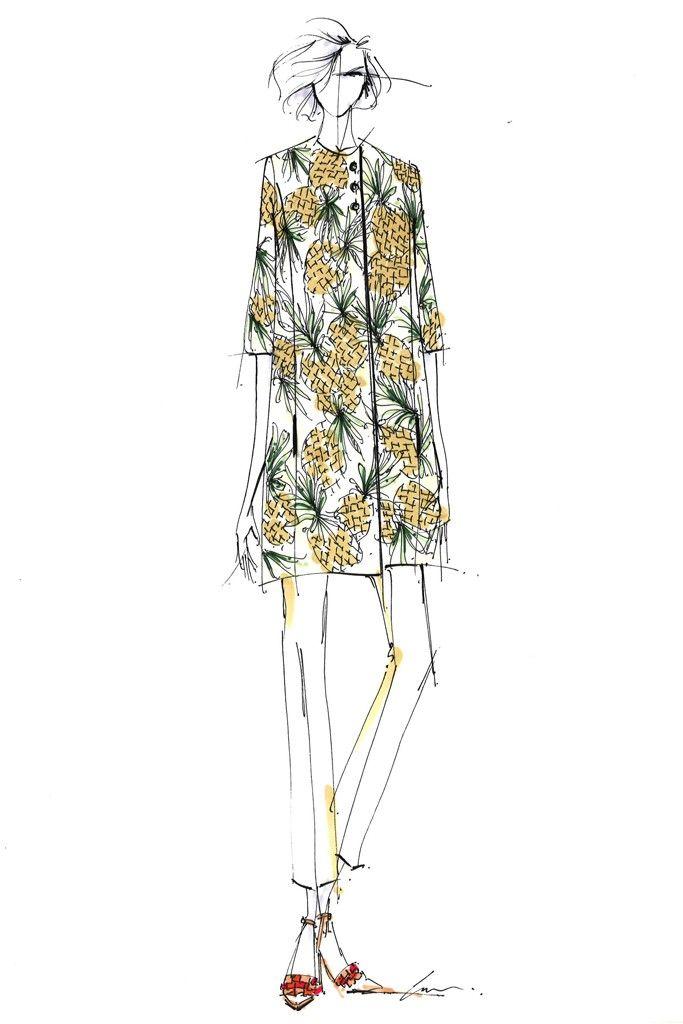 New York Designer Inspirations Spring 2015: Part Three - Slideshow