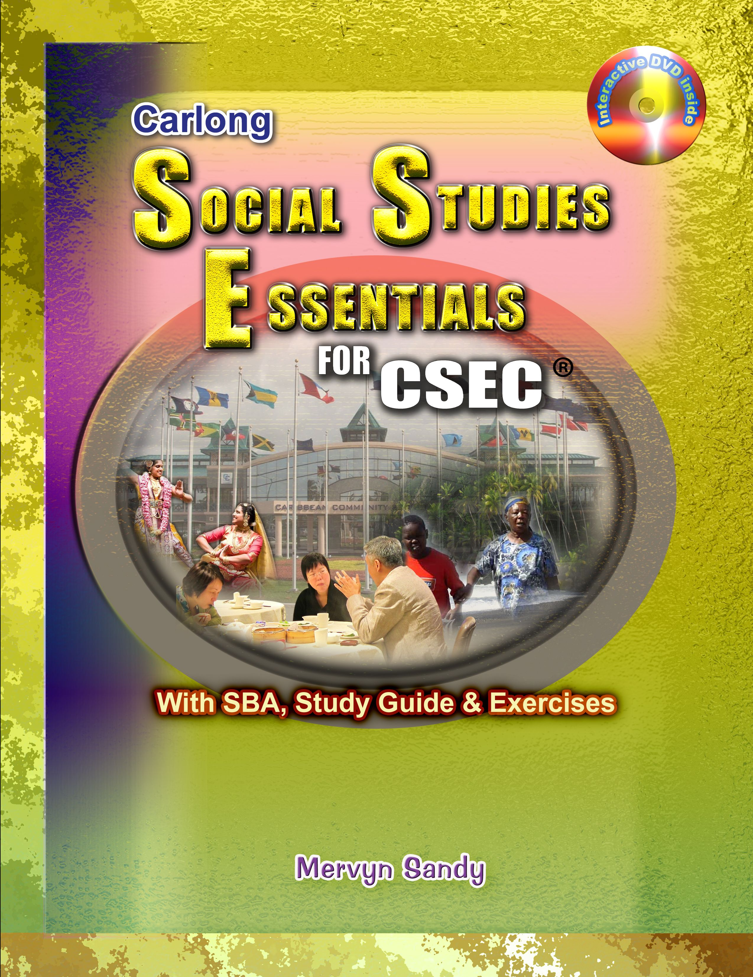 Carlong Social Studies Essentials with SBA, Study Guide & Exercises
